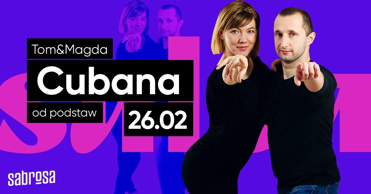 Cubana od podstaw w Salsa Sabrosa Dance Studio - Kraków