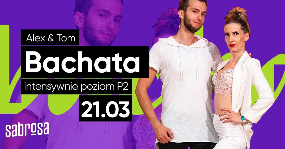 Bachata intensywnie P2 w Salsa Sabrosa Dance Studio - Kraków