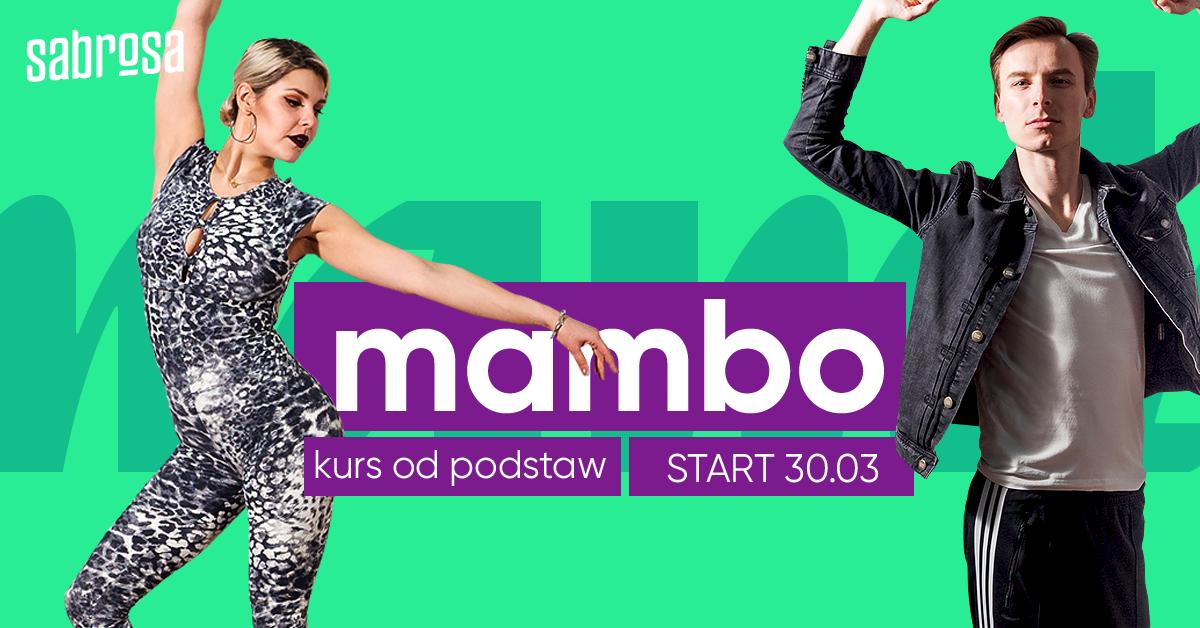 Mambo od podstaw  w Salsa Sabrosa Dance Studio - Kraków