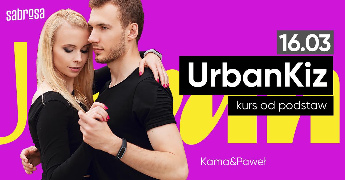 UrbanKiz od podstaw  w Salsa Sabrosa Dance Studio - Kraków