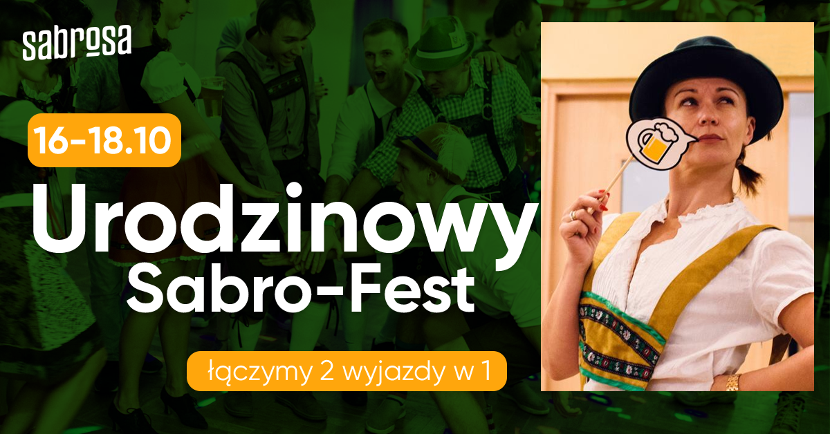 Jesienny wyjazd integracyjny  w Salsa Sabrosa Dance Studio - Kraków