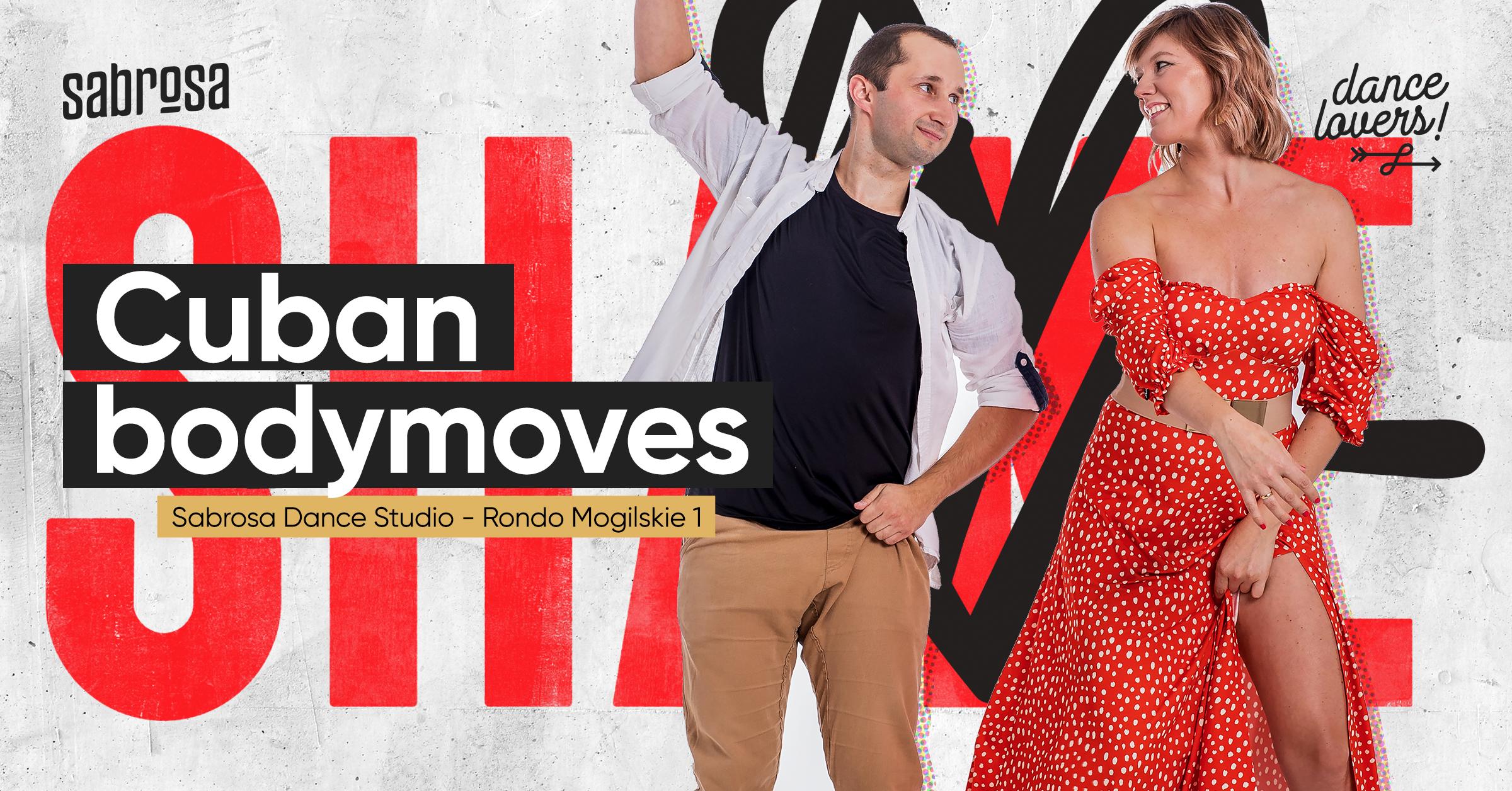 Cuban Bodymoves w Salsa Sabrosa Dance Studio - Kraków