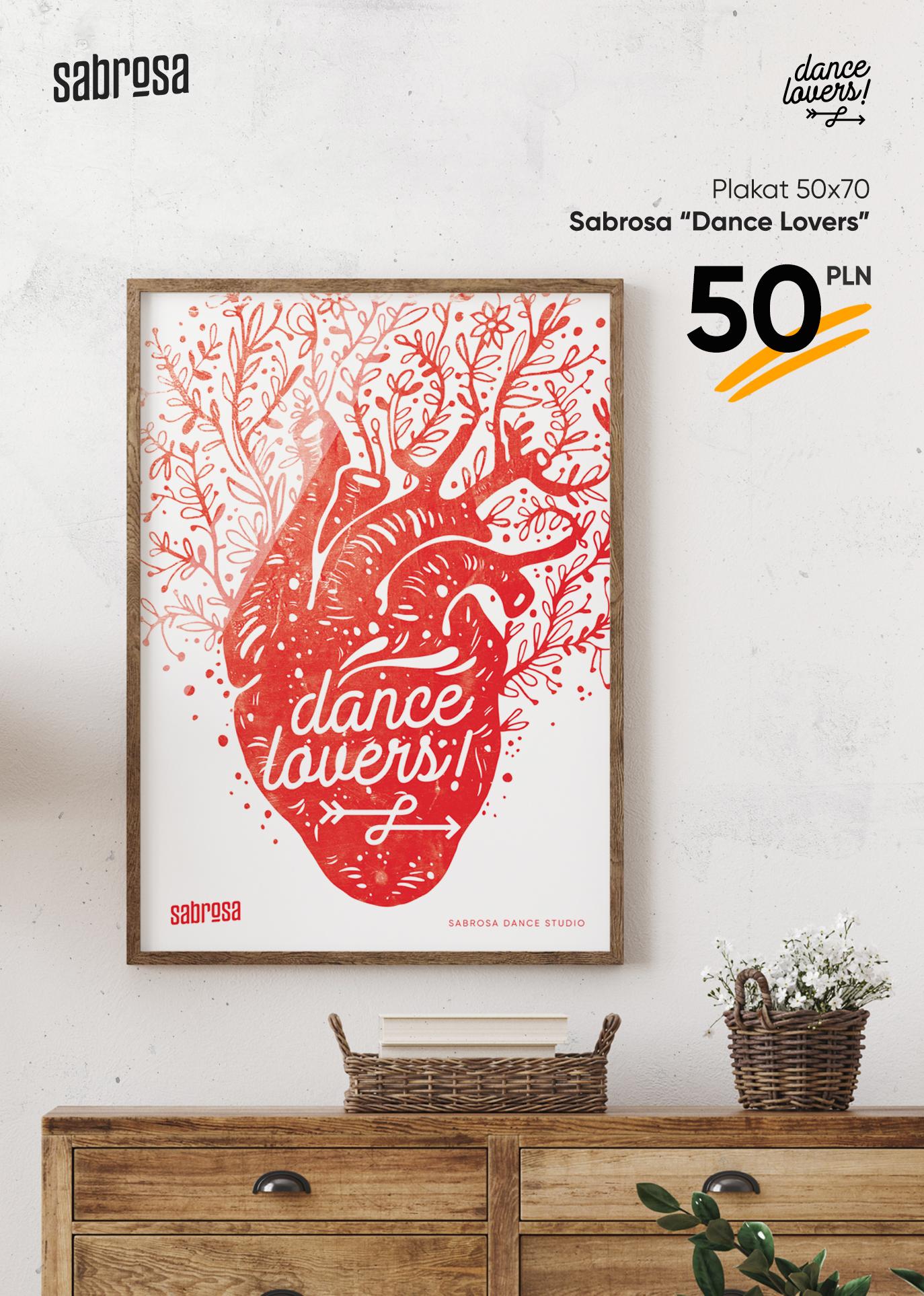Plakaty na każdą okazję  w Salsa Sabrosa Dance Studio - Kraków