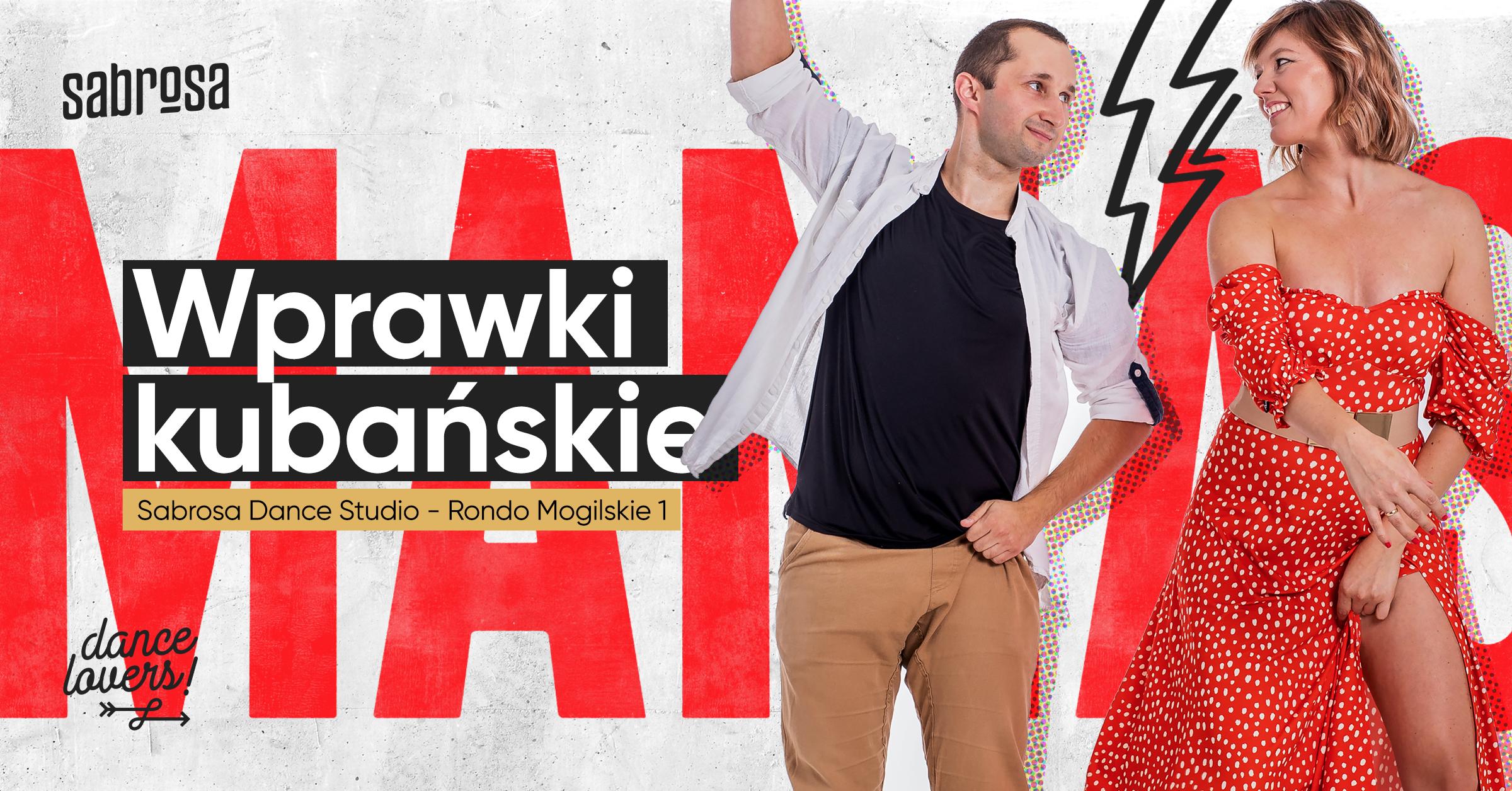Wprawki kubańskie  w Salsa Sabrosa Dance Studio - Kraków