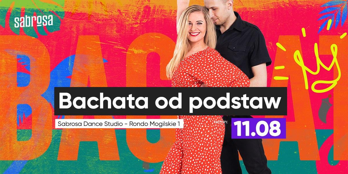 Bachata od podstaw w Salsa Sabrosa Dance Studio - Kraków