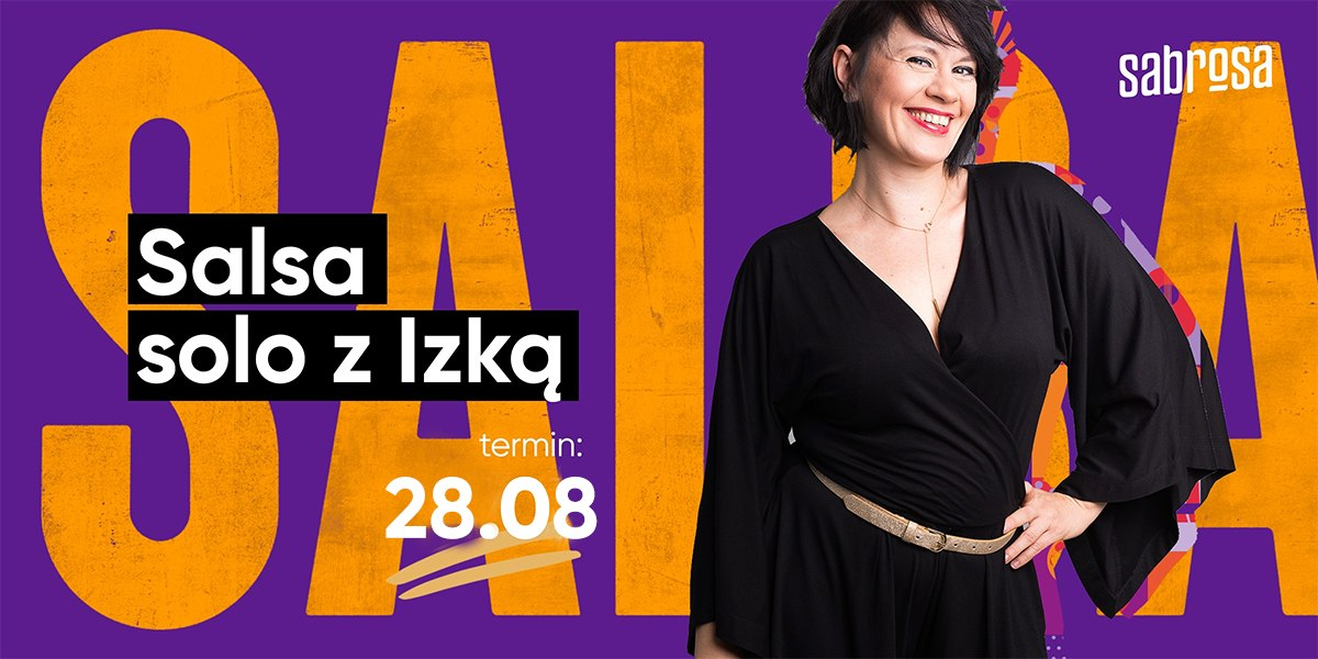 Salsa solo OPEN  w Salsa Sabrosa Dance Studio - Kraków
