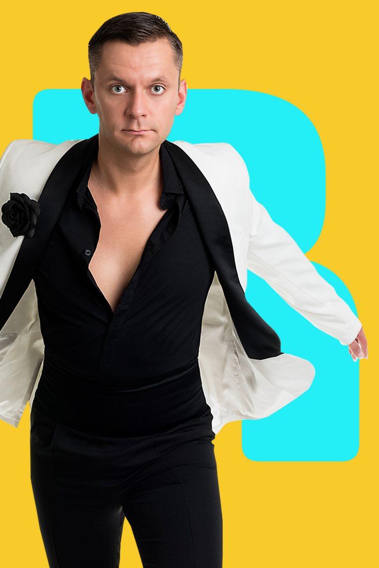 Rafał Krakowiak - instruktor tańca w Salsa Sabrosa Dance Studio - Kraków
